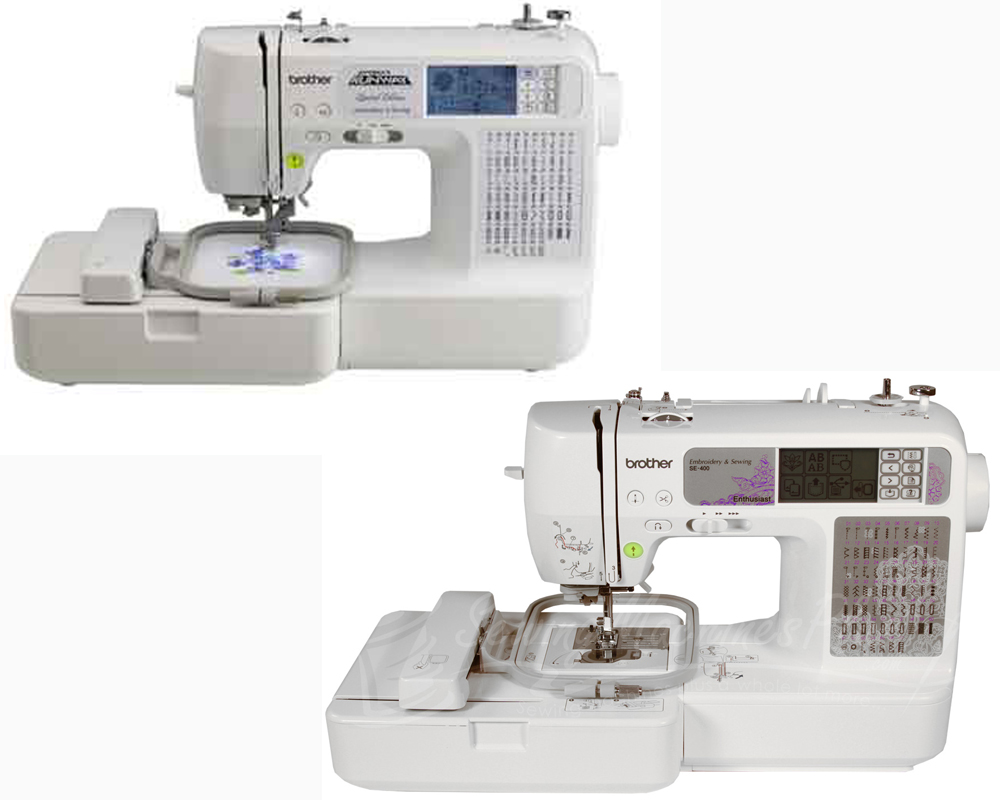brother lb6800prw vs  se400
