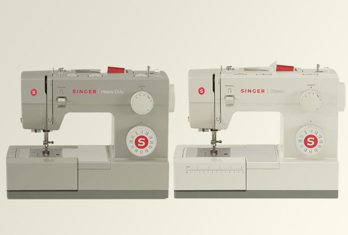 Singer 40 Vs 40S CuttingR Mesmerizing Singer 44s Classic 23 Stitch Sewing Machine