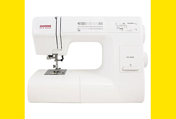 Janome HD3000 Review - Superior Performance!