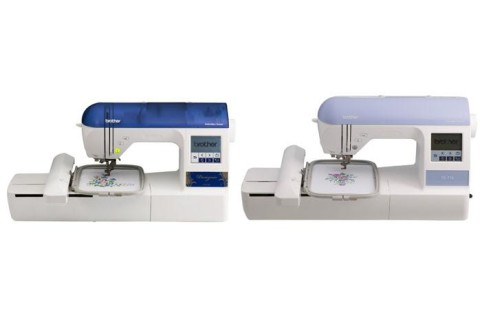Brother Designio Series DZ820E vs. PE770