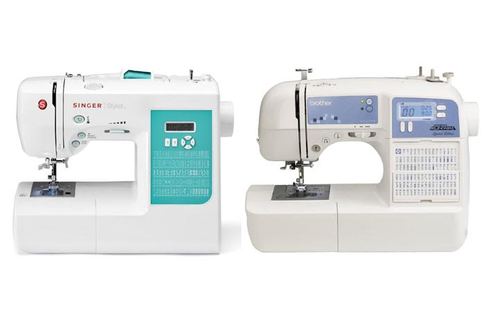 Singer 40 Vs Brother XR40PRW CuttingR Magnificent Which Sewing Machine Is Better Singer Or Brother