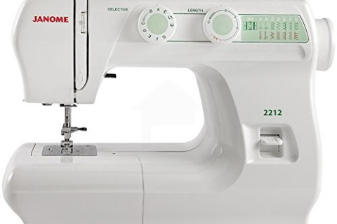 Janome 2212 Review: Versatile and Lightweight Entry Level Mechanical Machine