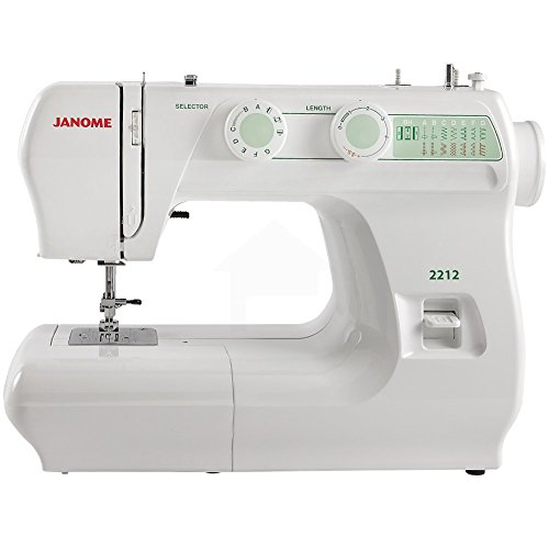Janome 2212 Review Versatile and Lightweight Entry Level Mechanical Machine