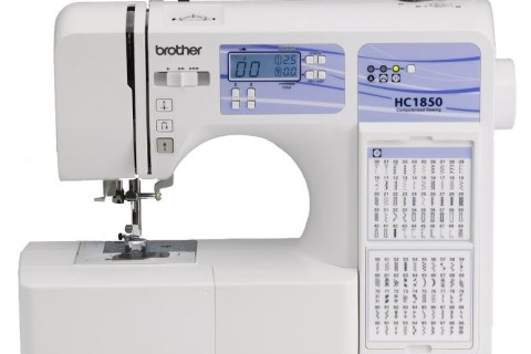 Brother HC1850 Review: Affordable Computerized Sewing with Wide Work Area
