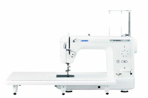 JUKI TL-2000Qi Review Sewing and Quilting Machine