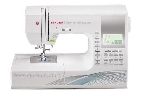 Singer Quantum Stylist 9960 Review: 600-Stitch Computerized Sewing Machine