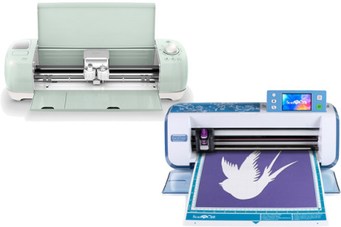 Cricut Explore Air 2 vs. Brother Scan N Cut