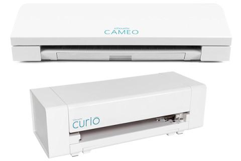 Silhouette Cameo 3 vs. Curio