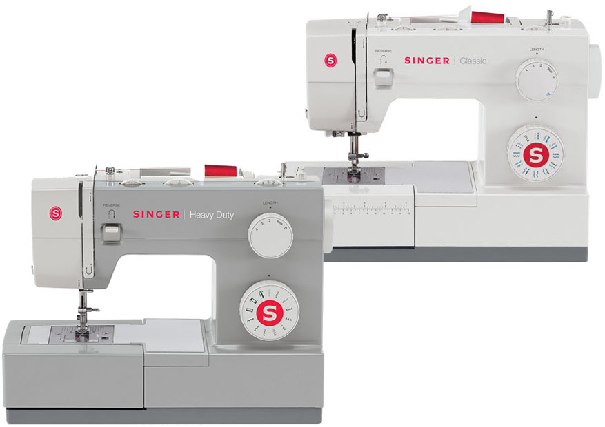 Singer 40 Vs 40S CuttingR Magnificent Singer 44s Classic 23 Stitch Sewing Machine