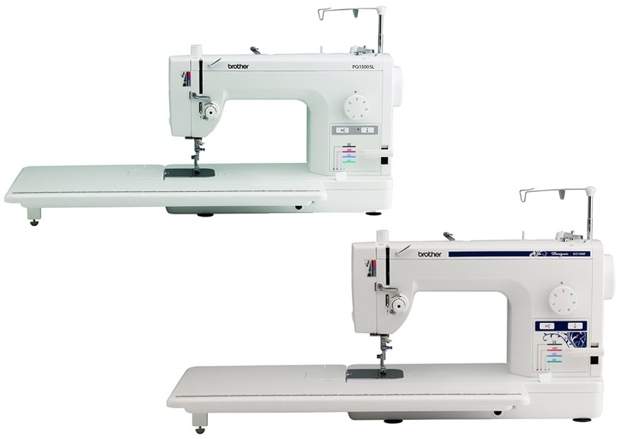 Brother PQ40SL Vs DZ40F CuttingR Gorgeous Brother Pq1500sl Sewing Machine
