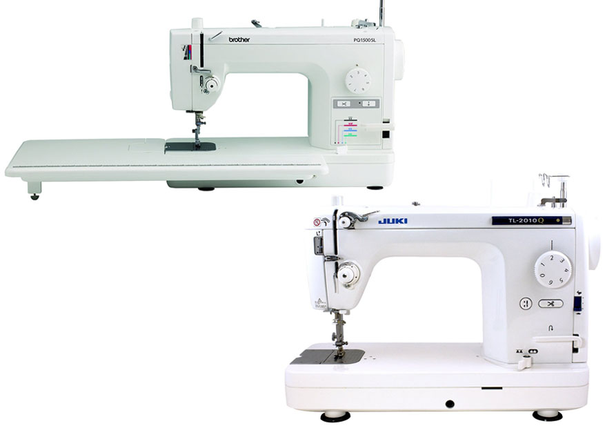 Brother PQ40SL Vs Juki TL40Q CuttingR Amazing Brother Pq1500sl Sewing Machine