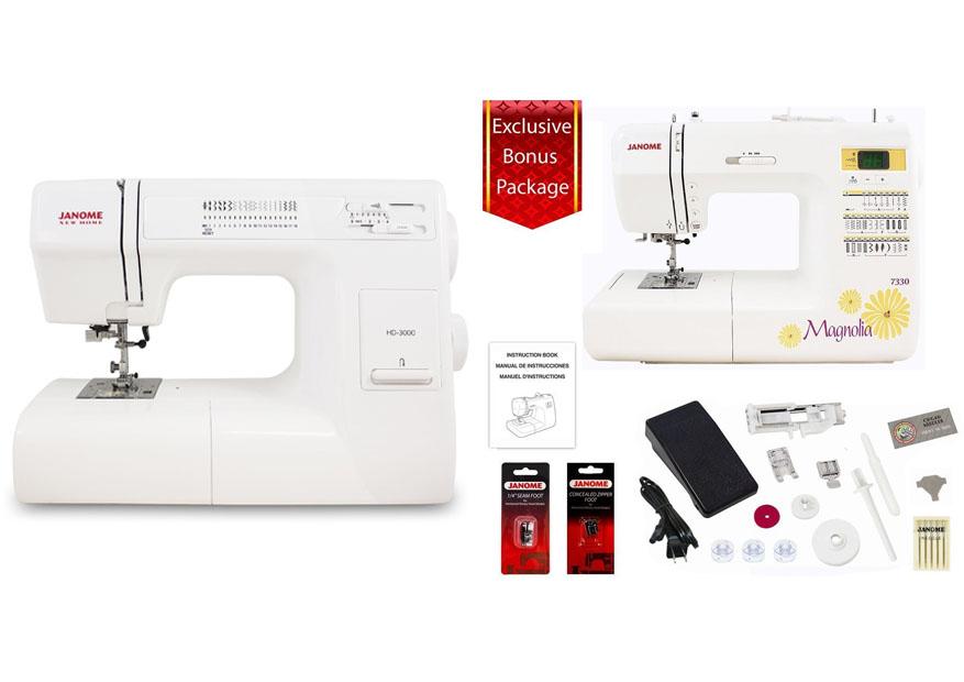 Janome HD40 Vs Magnolia 40 CuttingR Gorgeous Janome Magnolia 7330 Sewing Machine