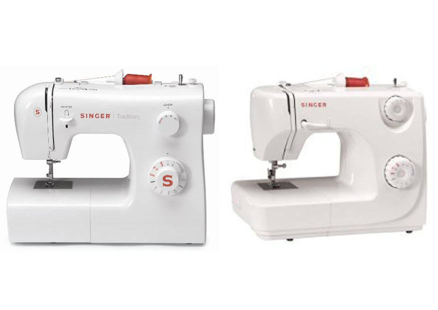 Singer 40 Vs 40 CuttingR Amazing 4 Step Buttonhole Sewing Machine