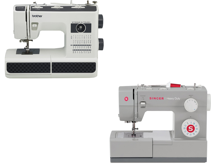 Brother ST40HD Vs Singer 40 CuttingR Magnificent Which Sewing Machine Is Better Singer Or Brother