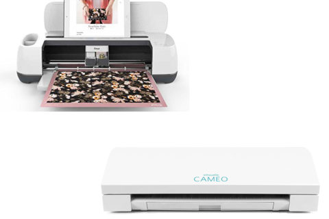 Cricut Maker vs. Silhouette Cameo 3