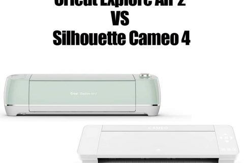 Cricut Explore Air 2 Vs Silhouette Cameo 4