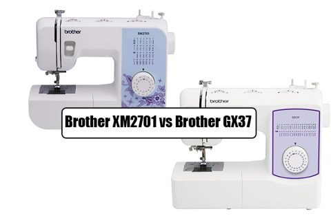 Brother XM2701 Vs Brother GX37